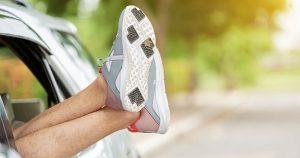 Fotriktiga och trendiga skor från Adidas